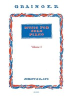 Music for solo piano. Volume I