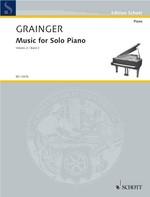Music for solo piano. Volume II