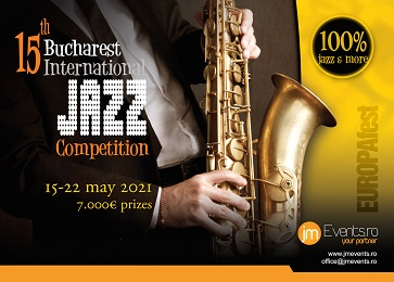 14th International Jazz Competition, Bucharest