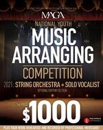National Youth Music Arranging Competition - 2021