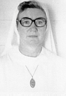 Photo of Sister Mary Duchesne Lavin