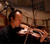 Erkki Veltheim performing with Elision, Huddersfield 2011