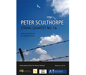 A new education resource: Peter Sculthorpe's String Quartet No. 16