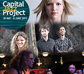Jenna Cave and the Divergence Jazz Orchestra will perform at the closing event of the 2015 Capital Jazz Project