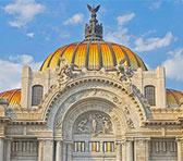 Palacio de Bellas Artes, Mexico City (detail)