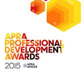 Opportunity: APRA Professional Development Awards 2015