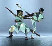 Rambert The 3 Dancers