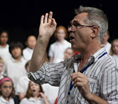 Stephen Leek leads the artistic team for the 2015 IFCM Choral Expo