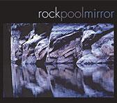<em>Rockpoolmirror</em> cover with Belinda Webster's photograph (detail)