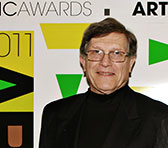 Patrick Thomas at the Art Music Awards in 2011