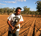 Sound artist Jim Denley will feature in a concert series funded by an Australia Council grant