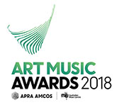 Art Music Awards ceremony in Melbourne on 21 August 2018