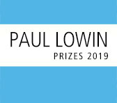 2019 Paul Lowin Prizes - finalists announced