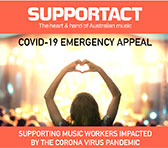 Support Act is there for us - call for help or donate if you can