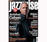 "<em>Jazzwise</em>, April 2020.<br><a href=""https://micnet-cdn.s3.amazonaws.com/images/resonate/jazzwise-april-cover.jpg"" target=""blank"">Larger view</a>"