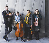 Flinders Quartet had intended to tour a new work by Deborah Cheetham in 2020 - the work will now engage audiences online.