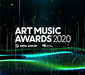 2020 Art Music Awards - watch the virtual ceremony on 8 September