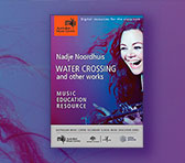 A new digital kit from the AMC: Nadje Noordhuis - 'Water Crossing' and other works