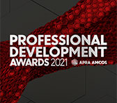 Opportunity: APRA Professional Development Awards 2021