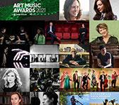2021 Art Music Awards: winners!
