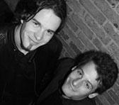 Alex Pozniak and Andrew Batt-Rawden