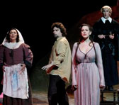 Roxane Hislop, Gary Rowley, Jacqueline Porter and Paul Biencourt in <em>Rembrandt's Wife</em>