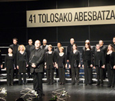 Sydney Chamber Choir at Tolosa Festival