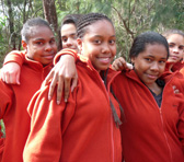 Participants of the Gondwana National Indigenous Children's Choir