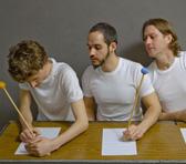 Speak Percussion's Emerging Artists speak for themselves