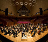 The Sydney Symphony in the SOH Concert Hall