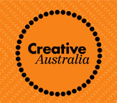 Cover of the <em>Creative Australia</em> policy document