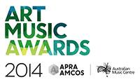 Art Music Awards 2012 logo